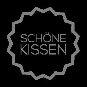 Schöne Kissen Logo